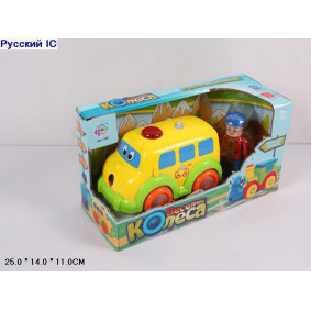 Ավտոբուս 7105B Ուրախ անիվներ