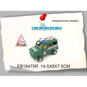 Խաղալիք Մեքենա EB18475R