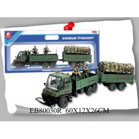 Ավտոմեքենա EB80030R/100598347 Ռազմական, քարշակով