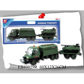 Ավտոմեքենա EB80029R/100598346 ռազմական, քարշակով
