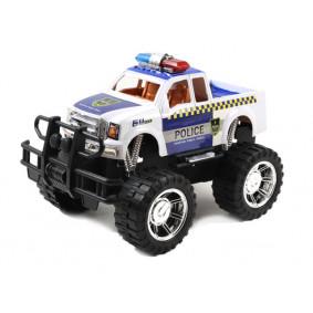 Ավտոմեքենա B24692 Ոստիկանություն, իներցիոն