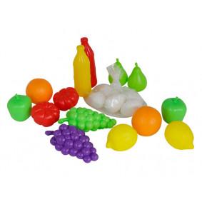 Խաղալիք մրգերի հավաքածու 47014 №6 (19 էլ.)