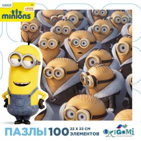 Փազլ 01700 100A Minions/Մինիոնները