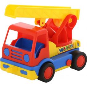 Խաղալիք 9678 Հրշեջ մեքենա Բազիկ