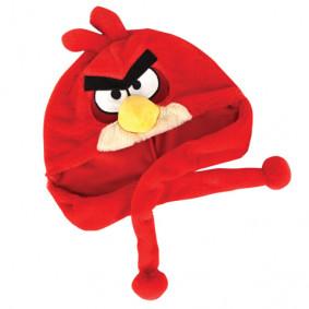 Գլխարկ-դիմակ GT6379 Կարմիր թռչուն, 54սմ