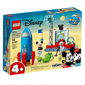 Конструктор 10774 Космическая ракета Микки и Минни LEGO