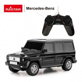 Машина р/у 1:24 Mercedes-Benz G55 AMG, черн.