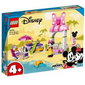 Конструктор 10773 Магазин мороженого Минни LEGO