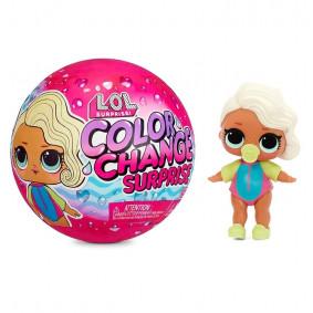 Игровой набор 576341 COLOR CHANGE с куклой L.O.L. SURPRISE