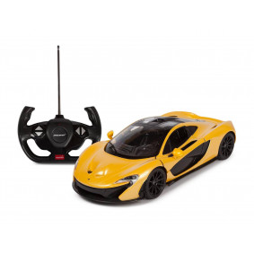 Машина р/у 1:14 McLaren P1, цвет жёлтый 27MHZ
