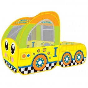 Палатка 889-163В Машинка, детская, игровая, в сумке