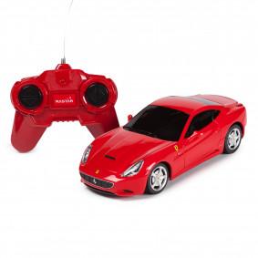Машина р/у 1:24 Ferrari California, цвет красный