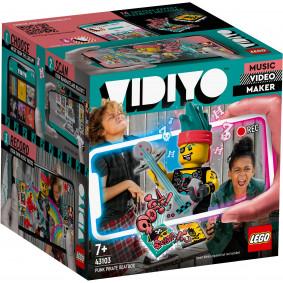 Конструктор 43103 Битбокс Пирата Панка LEGO VIDIYO