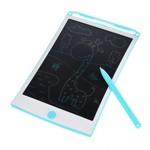 LCD-планшет 21,5 см, многоцвет, 6 трафаретов