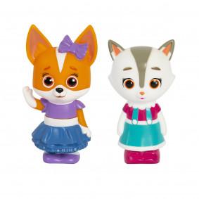 Кошечки-Собачки. Игровой набор Мия и Алиса, пластизоль