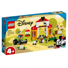 Конструктор 10775 Ферма Микки и Дональда LEGO