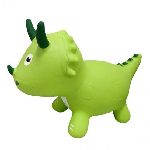 Животное-прыгун Moby Kids Динозаврик, зелёный, 1 400 г.