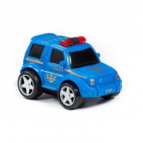 Крутой Вираж, автомобиль-полиция инерционный (в коробке)