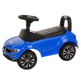 Каталка 650 Volkswagen T-Roc синяя, со звуком, в коробке