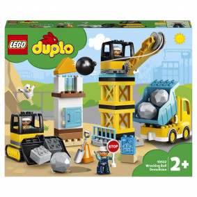 Конструктор 10932 Town Шаровой таран LEGO DUPLO