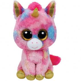 Փափուկ խաղալիք 36313 UNICORN PINK/AQUA REG