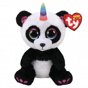 Փափուկ խաղալիք 36307 PANDA WITH HORN REG