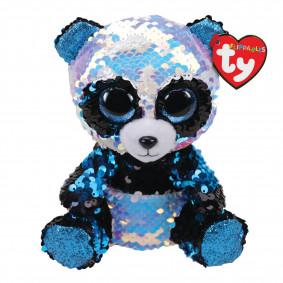 Փափուկ խաղալիք 36361 PANDA SEQUIN REG