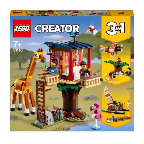 Կոնստրուկտոր 31116 Տնակ ծառի վրա LEGO CREATOR