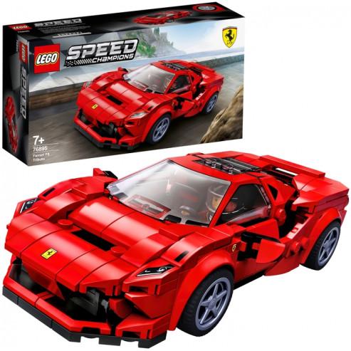 Կոնստրուկտոր 76895 Ferrari LEGO Speed Champions
