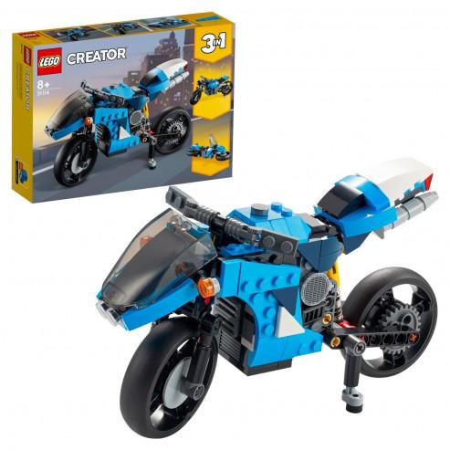 Կոնստրուկտոր 31114 Սուպերբայք  LEGO Creator
