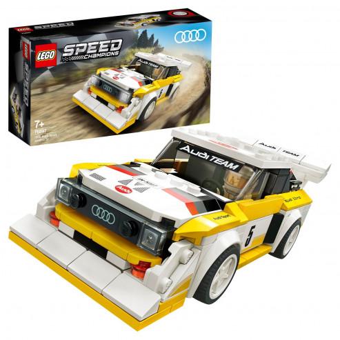 Կոնստրուկտոր 76897 Audi LEGO Speed Champions