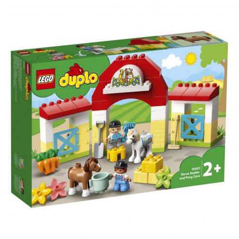 Կոնստրուկտոր 10951 Ձի և Պոնի LEGO DUPLO