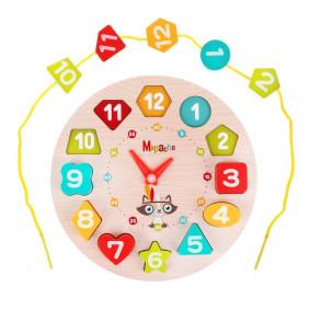 Ուսուցանող խաղ 3-ը 1-ում Ժամ