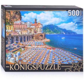 Փազլ ГИК500-8313 Իտալիա 500 էլ․ Konigspuzzle