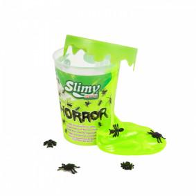 Սլայմ 37316 Սարսափ՝ խաղալիքով, դեղին, ТМ Slimy