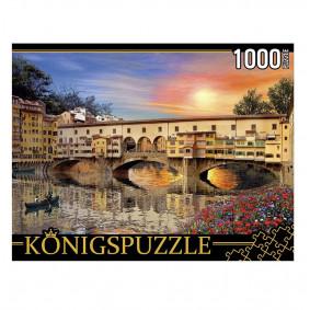 Փազլ МГК1000-6486 Ֆլորենցիա 1000 էլ․Konigspazzle