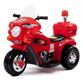 Մոտոցիկլ մարտկոցով TR991 կարմիր, մինչև 15 կգ