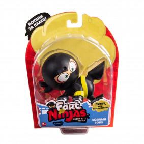 Խաղալիք 36999 Նինձյա՝ սև, TM Fart Ninjas