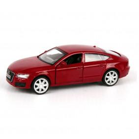 Մեքենա 1:43 Audi A7 GT9326 մետաղական ТМ Carline
