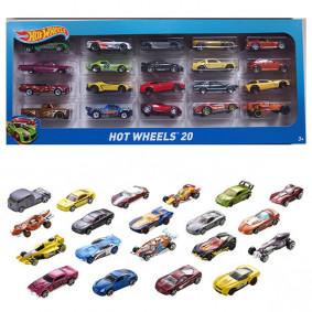 Հավաքածու H7045 20 մեքենա Hot Wheels