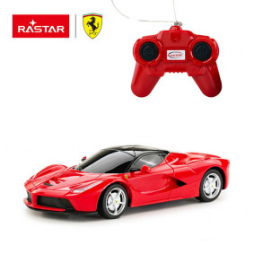 Հեռ․ մեքենա 1:24 Ferrari LaFerrari կարմիր