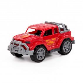 Ավտոմեքենա 84675 «Լեգեոներ-մինի» կարմիր