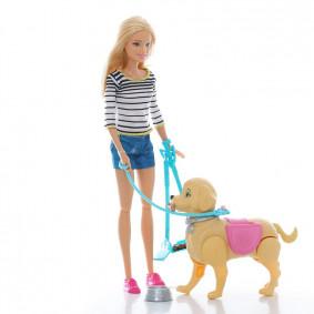 Հավաքածու DWJ68 Բարբիի ընտանիքը Զբոսանք Barbie