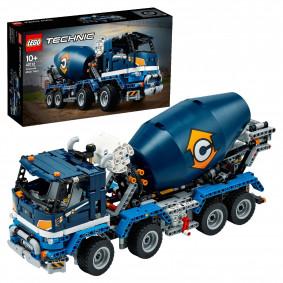 Կոնստրուկտոր 42112 Բետոնի խառնիչ մեքենա LEGO