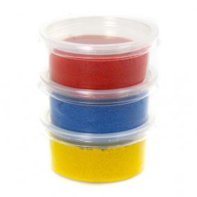 Պլաստիկ ավազ  Пп-015 3 գույն