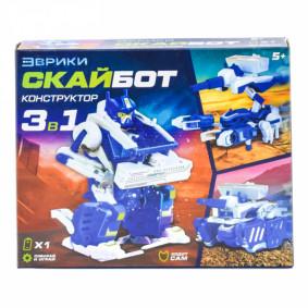 Կոնստրուկտոր 3396494 էլեկտրական Սկայբոտ ЭВРИКИ