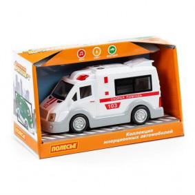 Իներցիոն ավտոմեքենա 79657 Շտապ օգնության մեքենա
