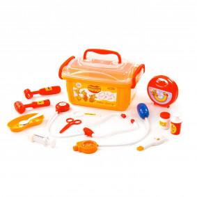 Հավաքածու 83357 նարնջագույն կովիկ բժիշկ