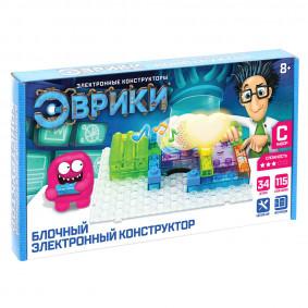 Կոնստրուկտոր 3584374 Էլեկտրաէներգիա ЭВРИКИ