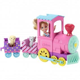 Տիկնիկ FRL86 CHLSA Barbie
